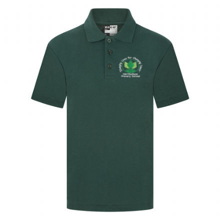 Nettlestone Primary Bottle Polo Shirt